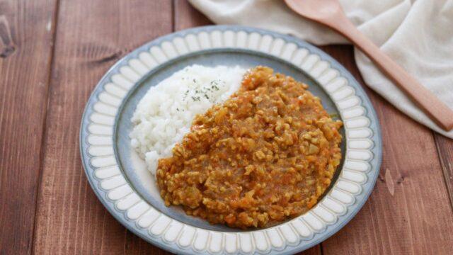 米粉 カレー カレールウなし 子ども 野菜嫌い 幼児食 レシピ