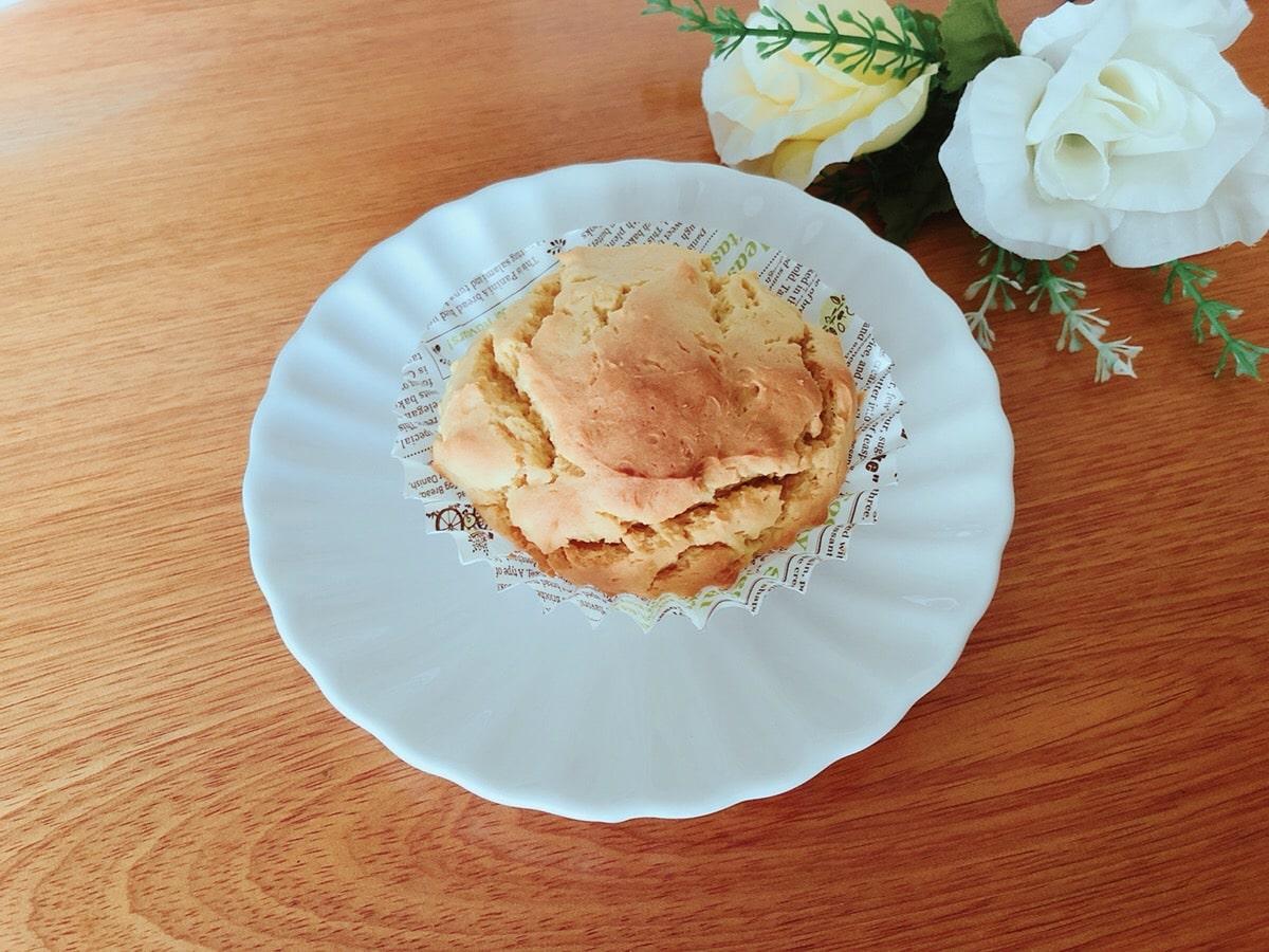 大豆粉マフィンレシピ(大豆粉ケーキレシピ)小麦粉・バター不使用♪