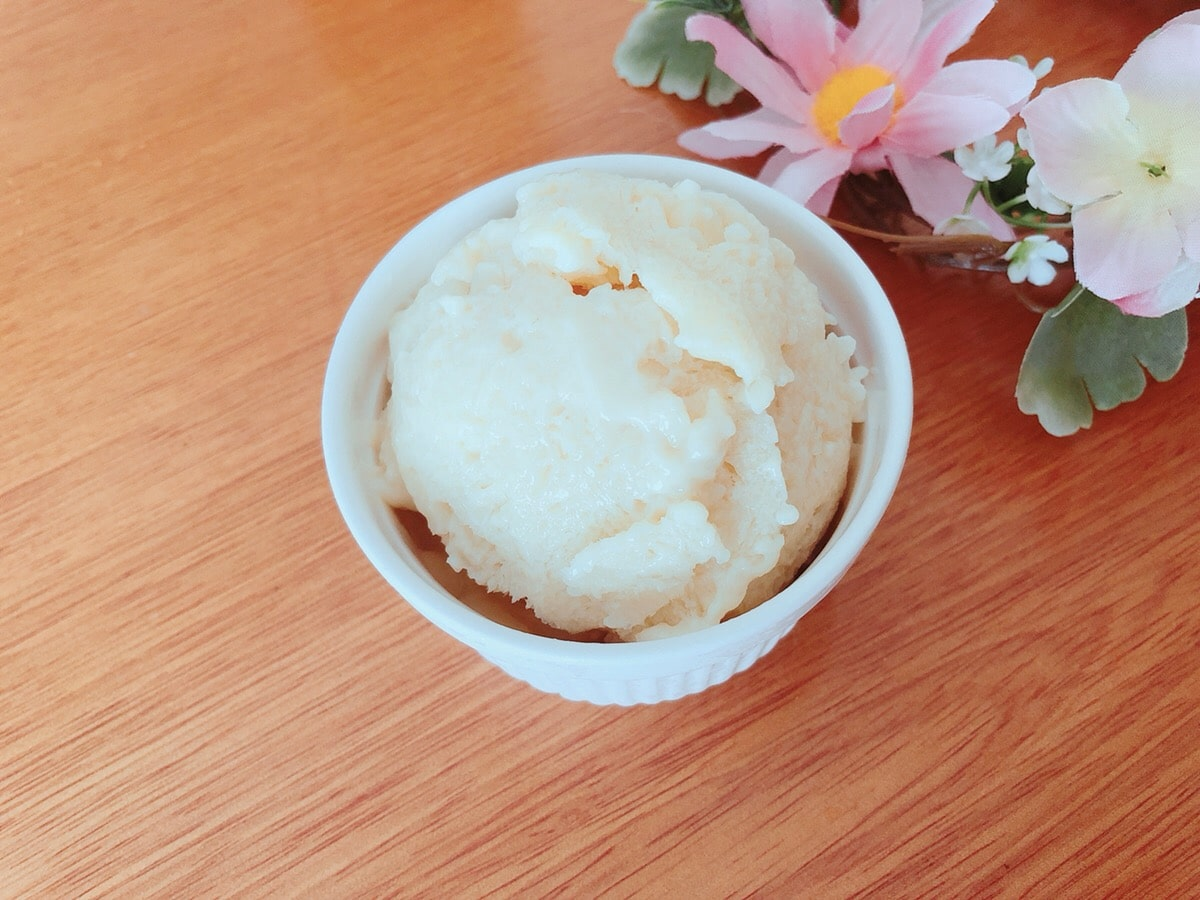 簡単 バニラ アイス の 作り方