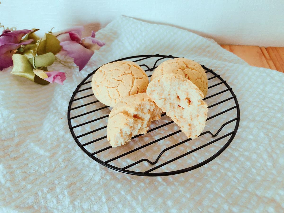 おからパンレシピ おからパウダーおからパン 卵なし バターなし 発酵なし イーストなし