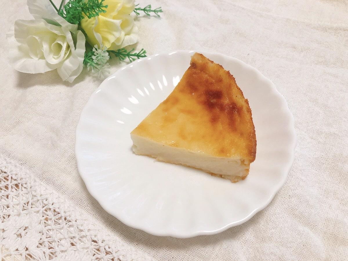チーズ ケーキ ベイクド ヨーグルト