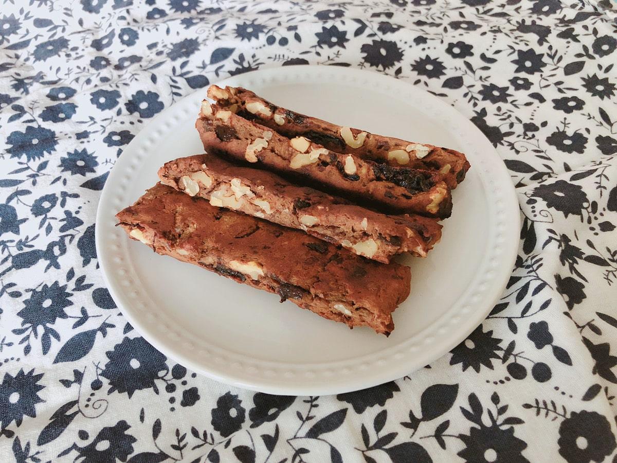 豆腐 大豆粉バー 砂糖なし 油なしバターなし 小麦粉 なし 卵なし ソイジョイ風 簡単大豆粉レシピ