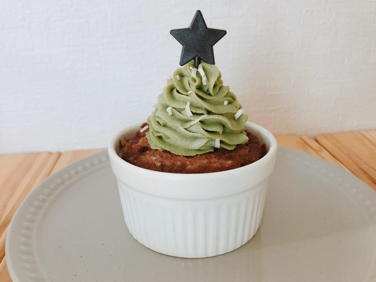 クリスマスツリーケーキ クリスマスケーキ 幼児期