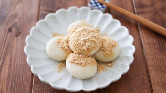 おからもち おから餅 おからパウダー 糖質オフ ダイエット レシピ