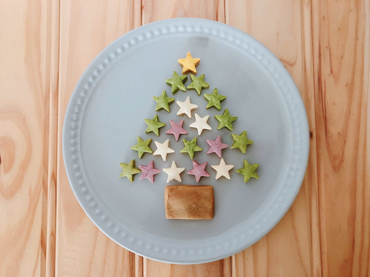 ツリークッキー かわいい豆腐米粉クッキー
