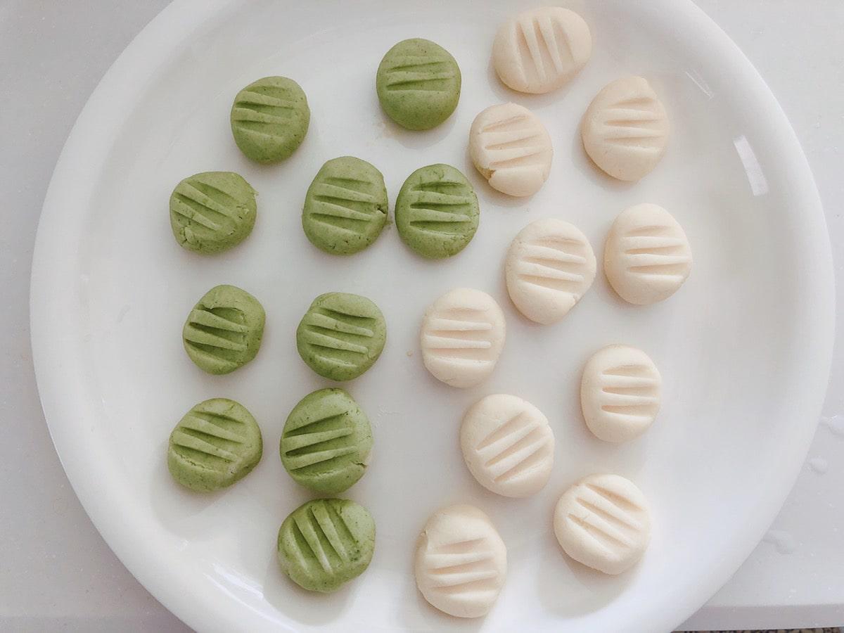 子供 ニョッキ 野菜パウダー レシピ