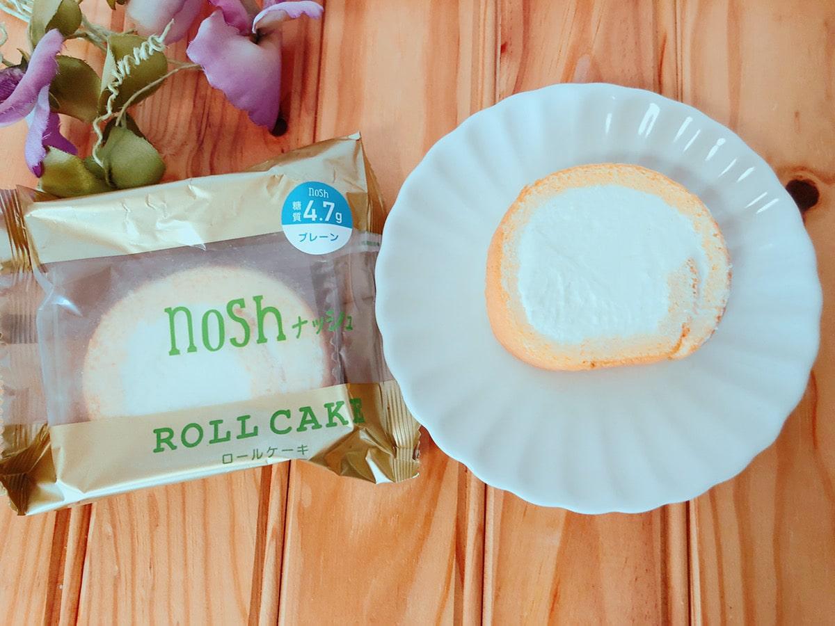 nosh ナッシュ ロールケーキ デザート 自然解凍