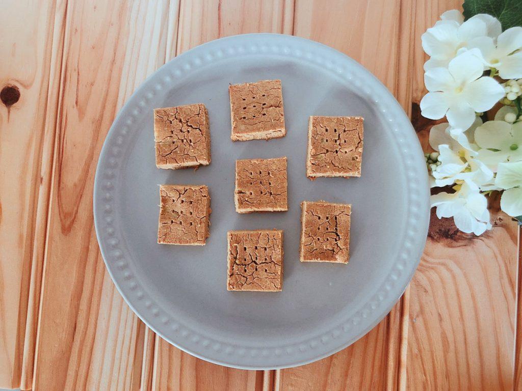 さつまいもクッキー きな粉クッキー ノンオイルクッキー 幼児食クッキー 砂糖なしクッキー
