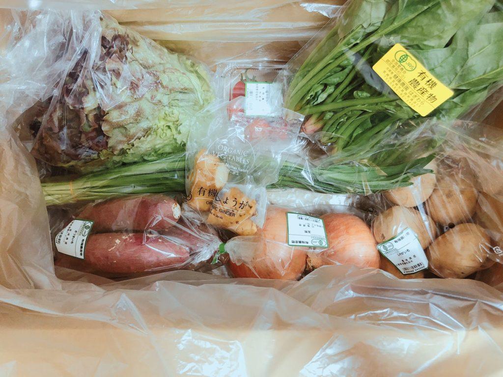 ビオ・マルシェ 有機野菜 お試し 口コミ 価格
