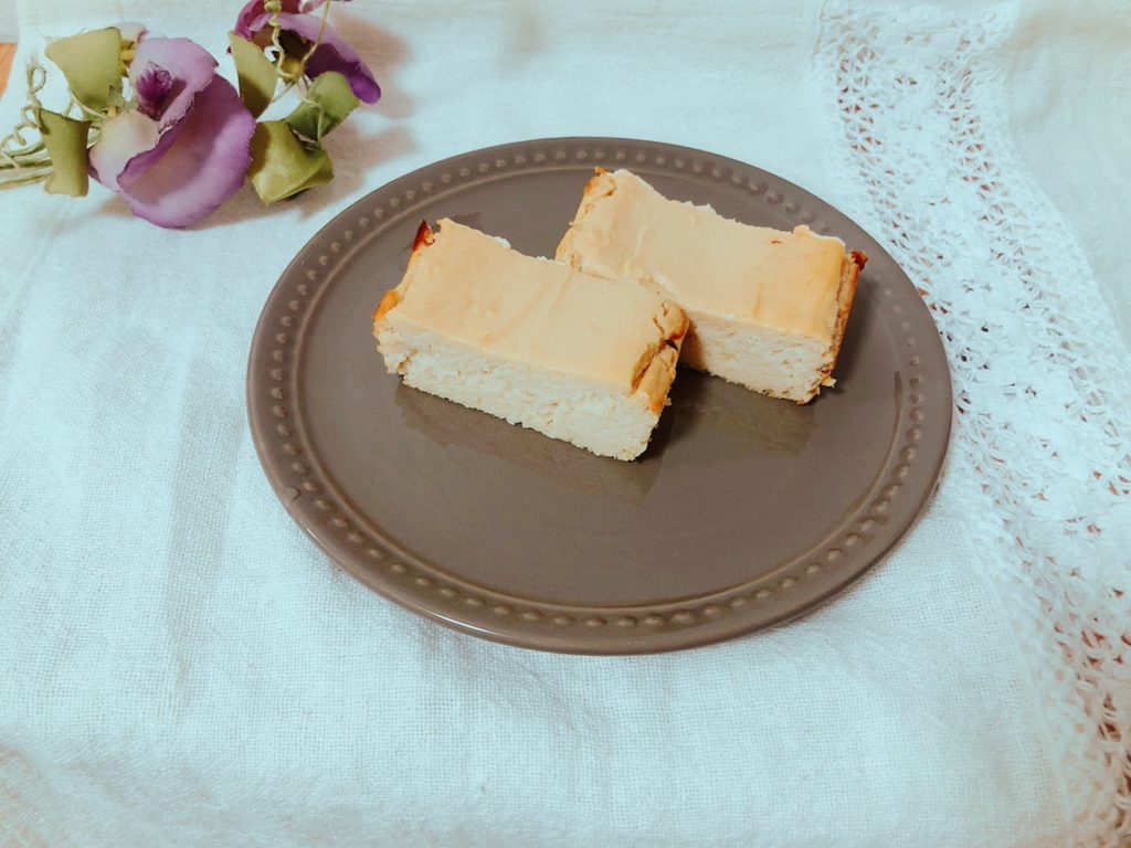 簡単酒粕ケーキレシピ おからパウダー チーズなし 小麦粉なし 卵なし