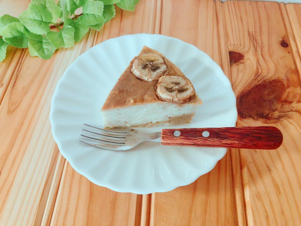 幼児食ケーキ ノンオイルケーキ ノンシュガーケーキ 離乳食ケーキ バナナケーキ