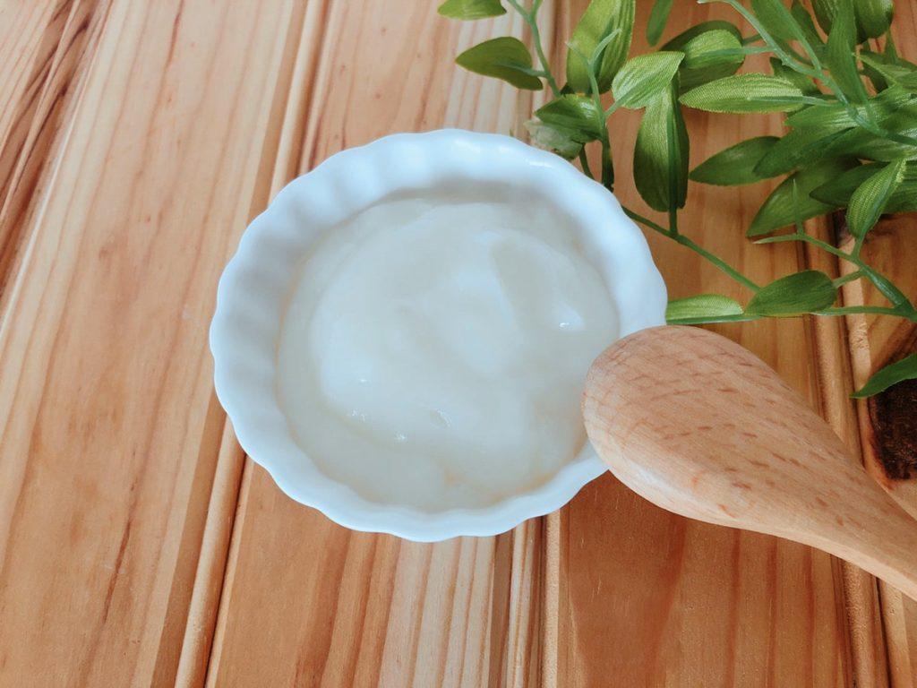 甘酒クリーム カスタードクリーム レシピ 砂糖なし 小麦粉なし 牛乳なし 甘酒レシピ 簡単