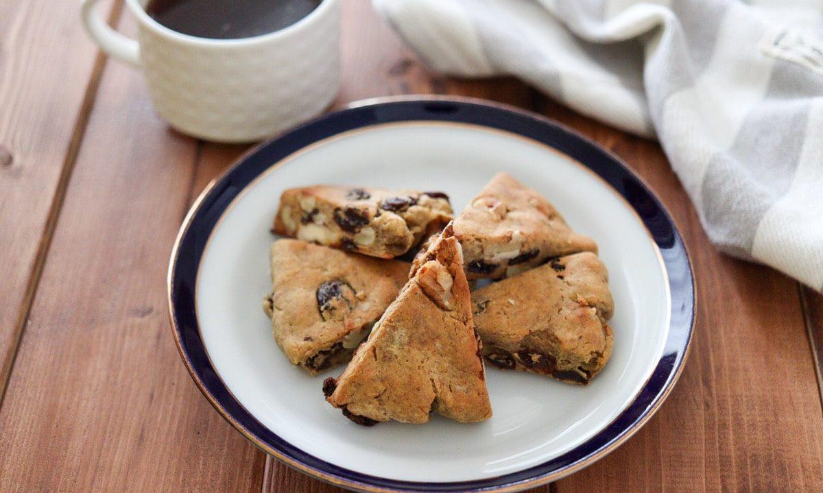 大豆粉スコーン バターなし 卵なし 小麦粉なし 油なし ノンオイル 簡単 レシピ バナナ 砂糖なし