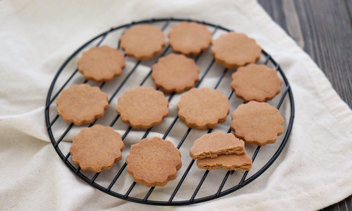 米粉 クッキー