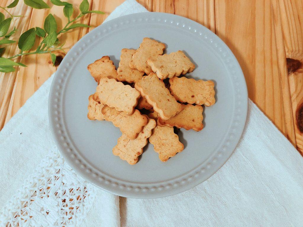 レシピ お から クッキー