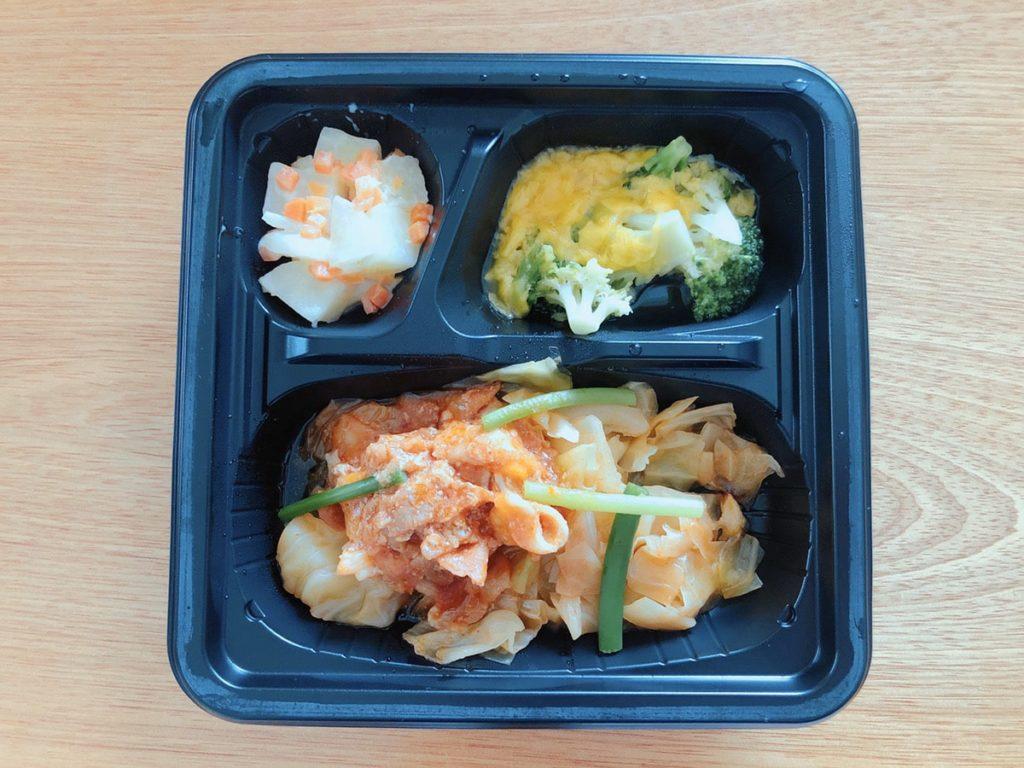 ヨシケイ 味 口コミ シンプルミール 美味しい まずい