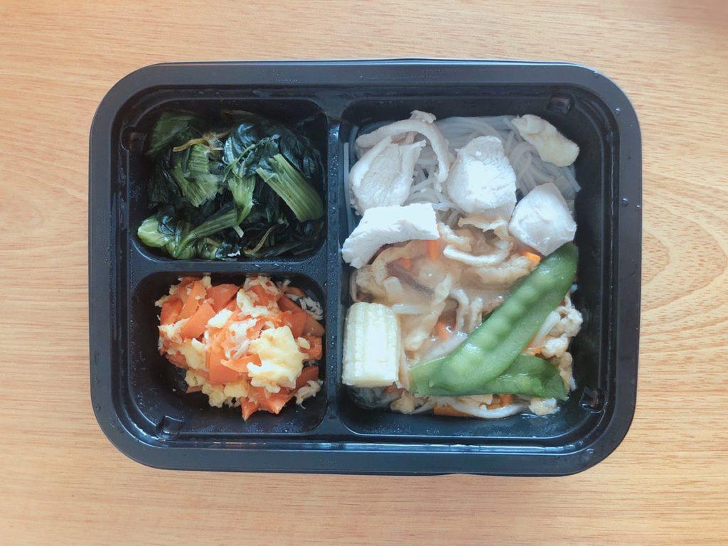 ヨシケイ 味 口コミ シンプルミール 美味しい まずい 栄養価 カロリー