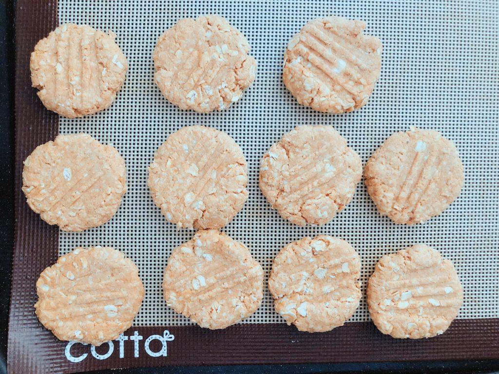 シルパン クッキー 使い方 口コミ