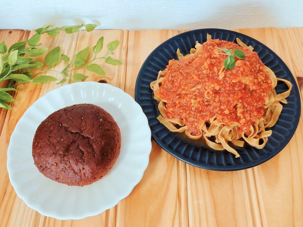 ベースフード ベースパスタ ベースブレッド パン 麺 味 口コミ ダイエット