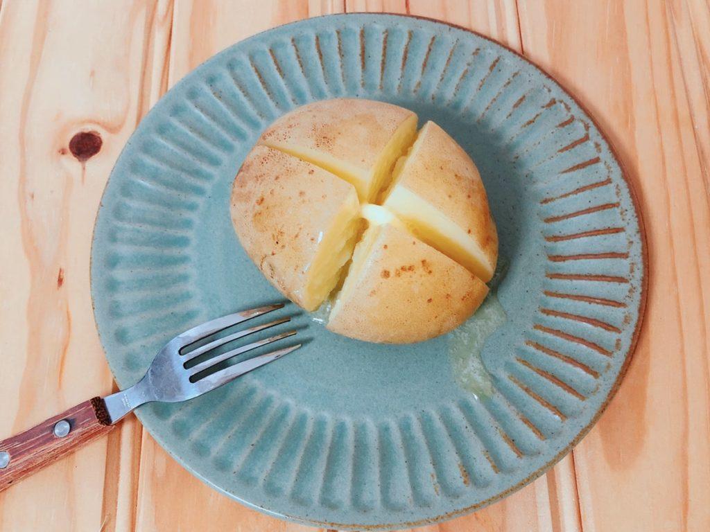 電子レンジ じゃがバター 作り方 簡単 人気