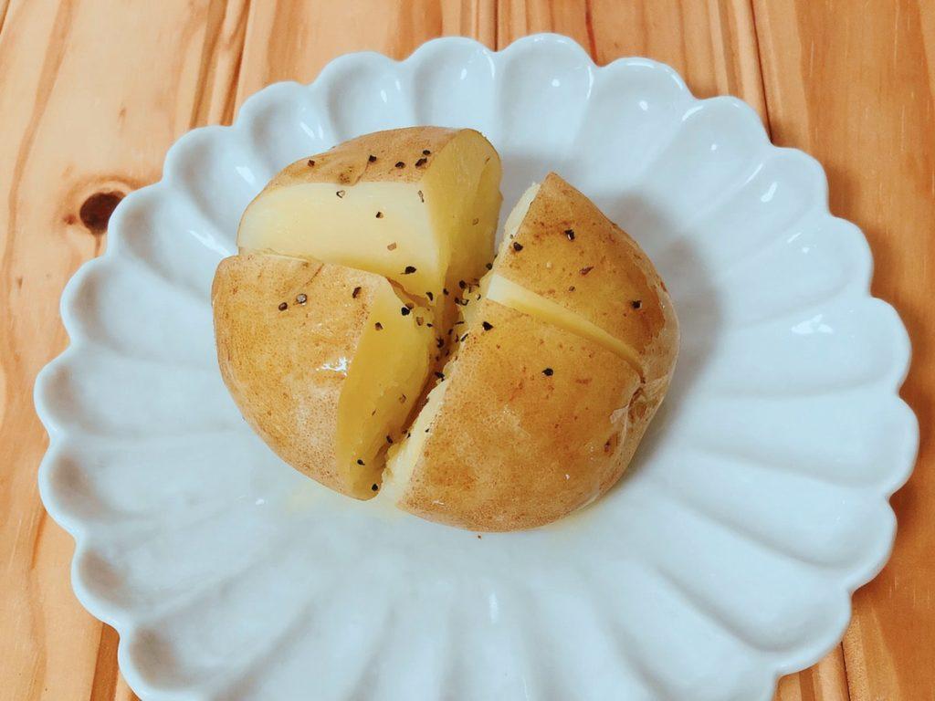 じゃがバター アレンジ オリーブオイル バターなし レシピ