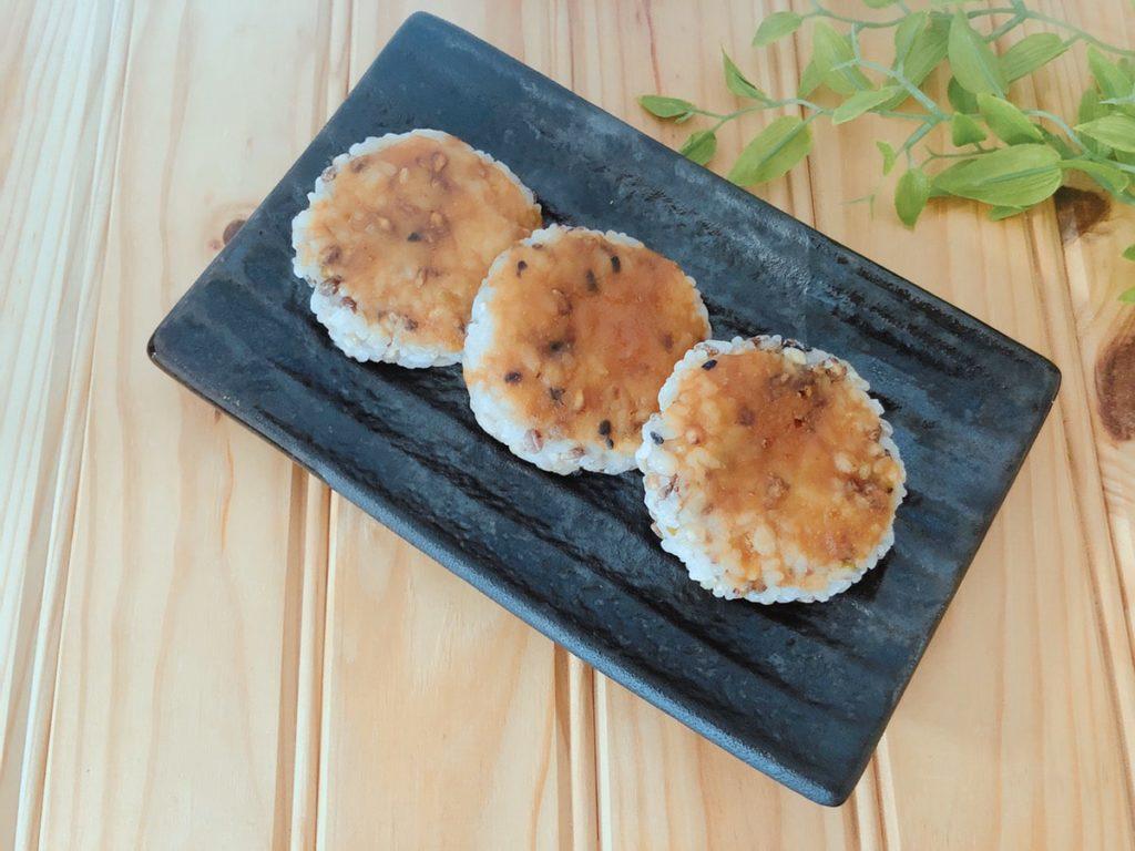 五平餅 レシピ 簡単 トースター タレ 作る方 余ったご飯 アレンジ