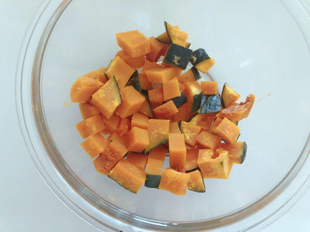 かぼちゃアイス 野菜スイーツ 野菜おやつ