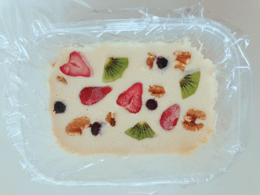 豆乳バーク ダイエット 簡単