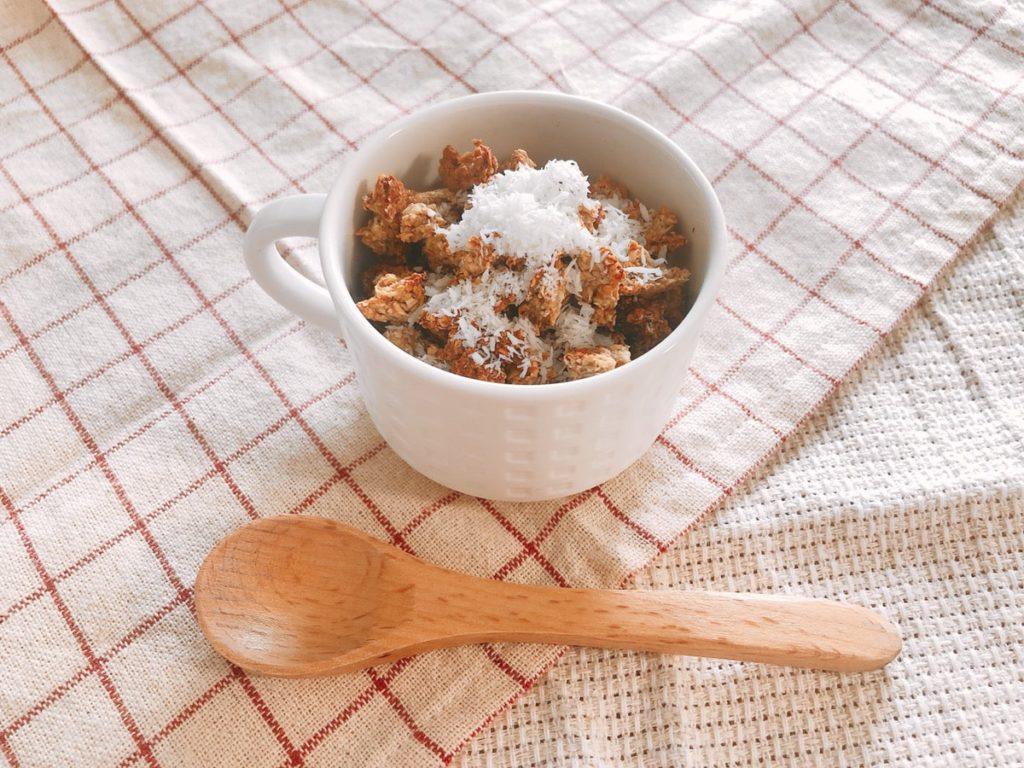 オートミール レシピ 簡単 アレンジ グラノーラ