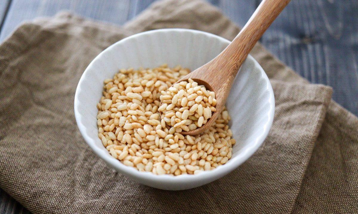 煎り玄米 玄米レシピ 玄米 食べ方 フライパン 栄養 ダイエット