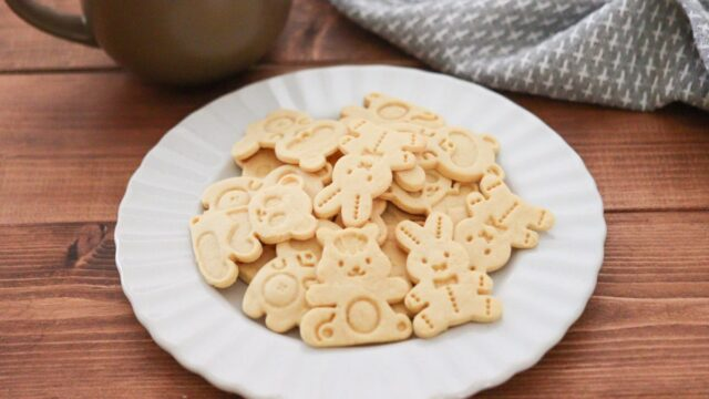 大豆粉クッキー 卵なし 小麦粉なし バターなし レシピ 簡単