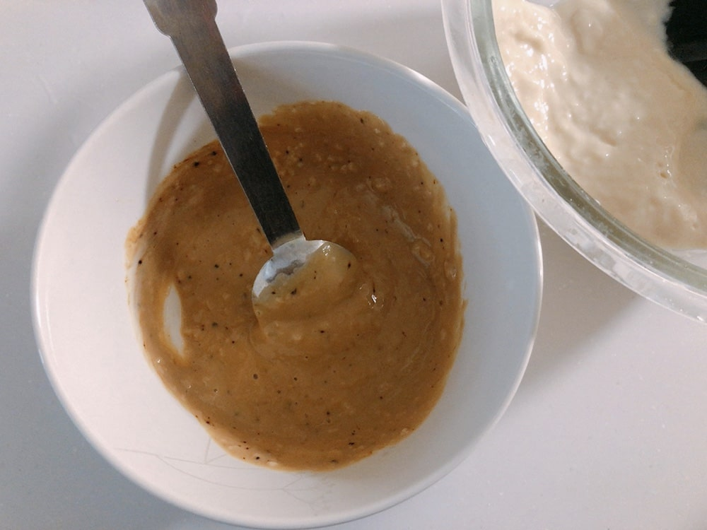 豆乳ヨーグルト ティラミス レシピ 水切り不用