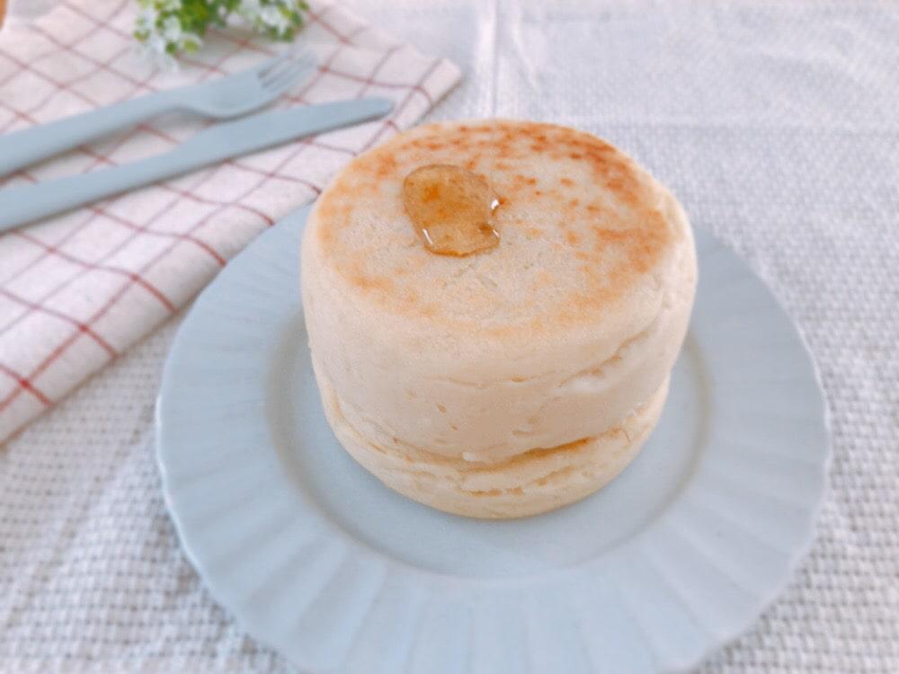 厚焼き パンケーキ 卵なし おからパウダー 米粉 豆腐 レシピ 簡単