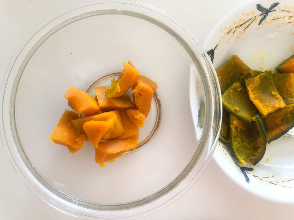 かぼちゃクリーム レシピ