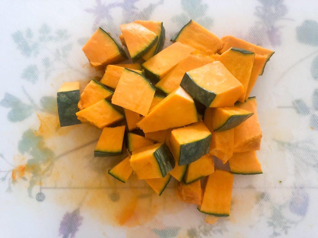 かぼちゃ 炊き込みご飯 子供 簡単