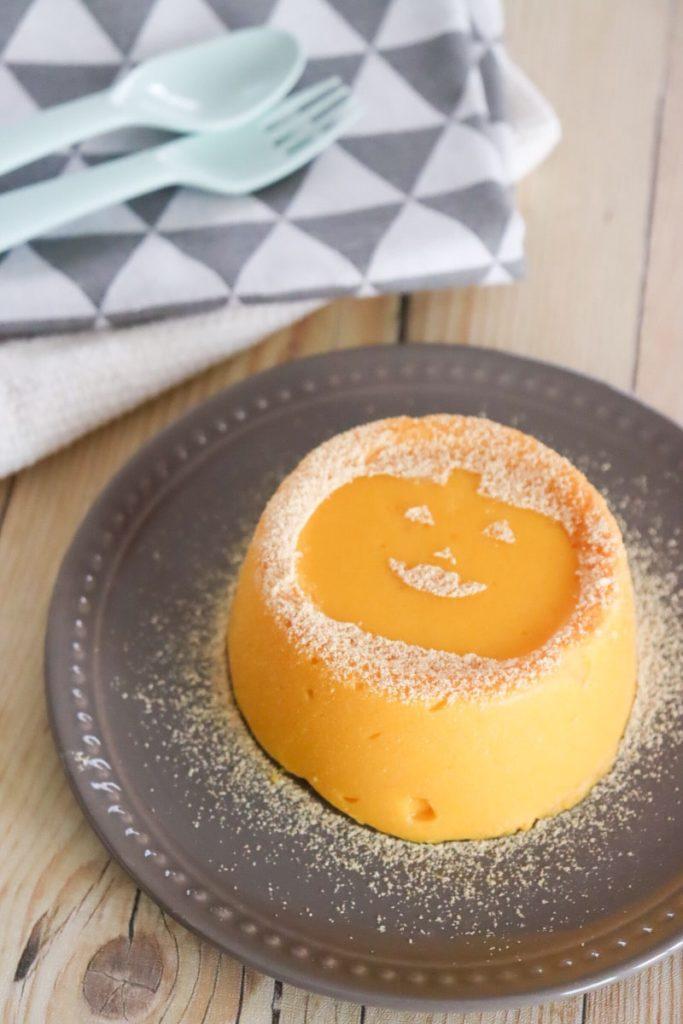 かぼちゃケーキ ヨーグルト レシピ しっとり 卵なし バターなし 油なし 幼児食 子ども チーズケーキ