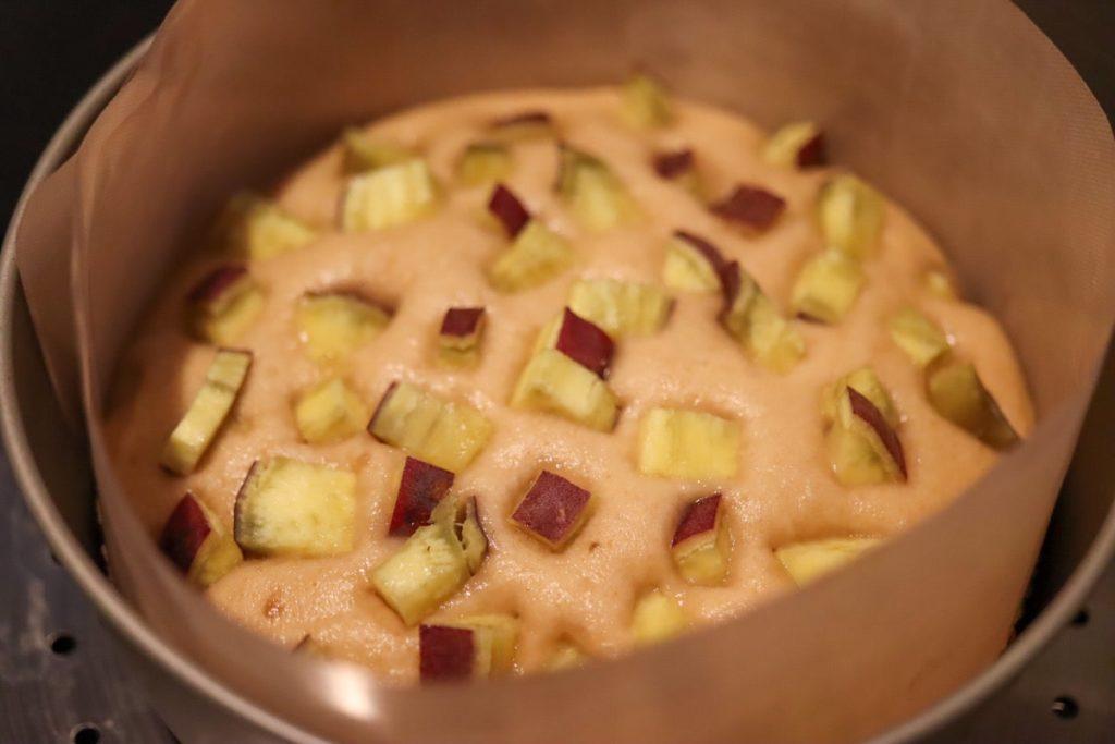 蒸しパン 圧力鍋 蒸し器なし レシピ 作り方
