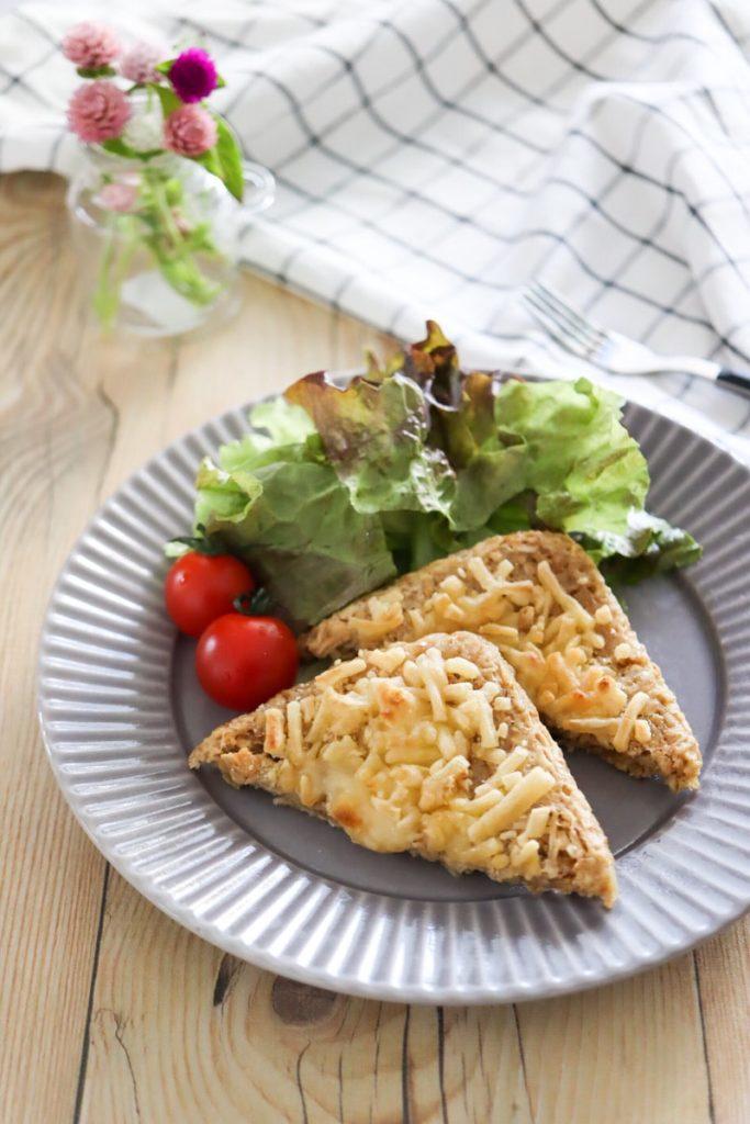 オートミールパン 蒸しパン 食パン レシピ