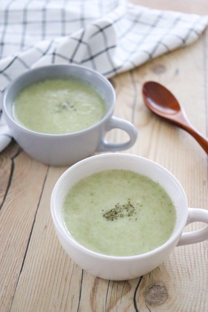 白菜 ポタージュ スープ レシピ バターなし 生クリームなし 簡単