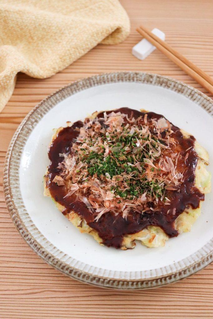 豆腐 お好み焼き レシピ 卵なし 小麦粉なし 糖質制限 糖質