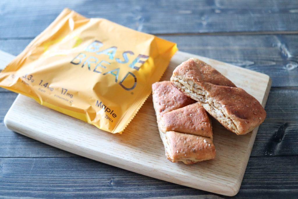 ベースフード パン 種類 ベースブレッド