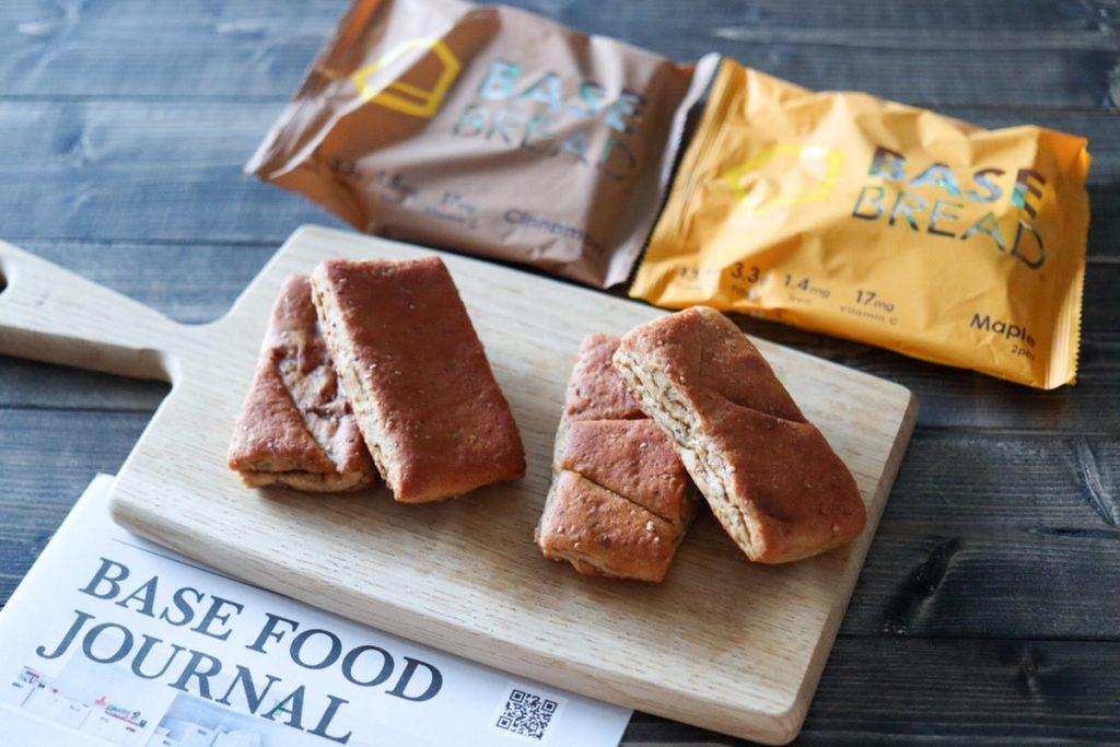 ベースブレッド 味 まずい 美味しい 口コミ 新商品 ベースフード パン