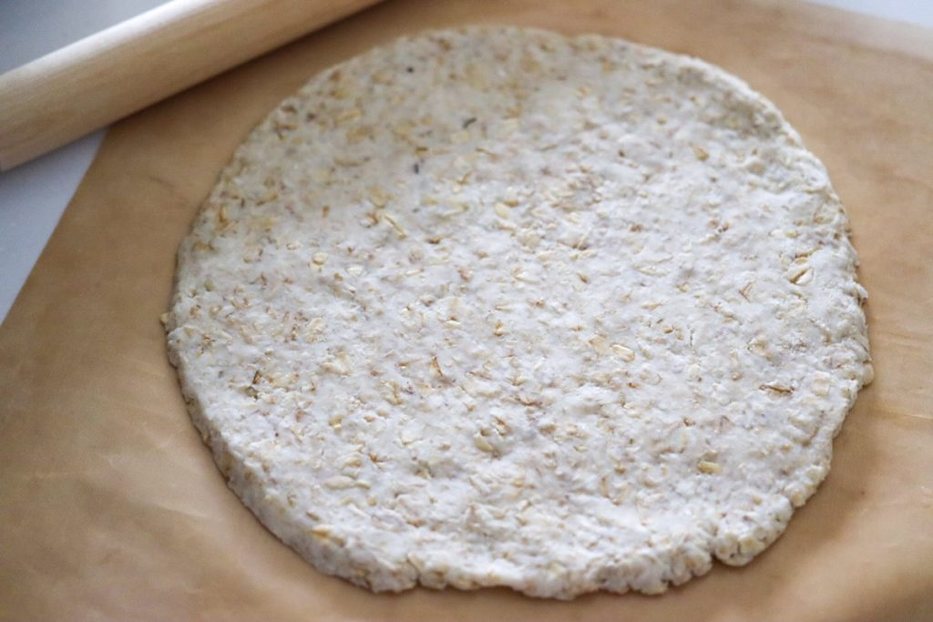 オートミールピザ 簡単 レシピ