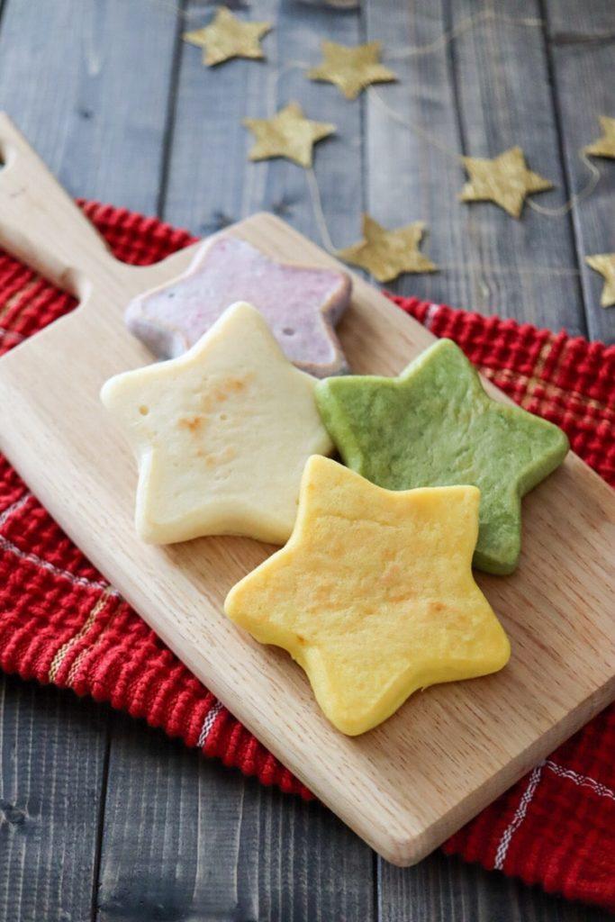かわいい パンケーキ 100円 シリコン型 焼き方 レシピ