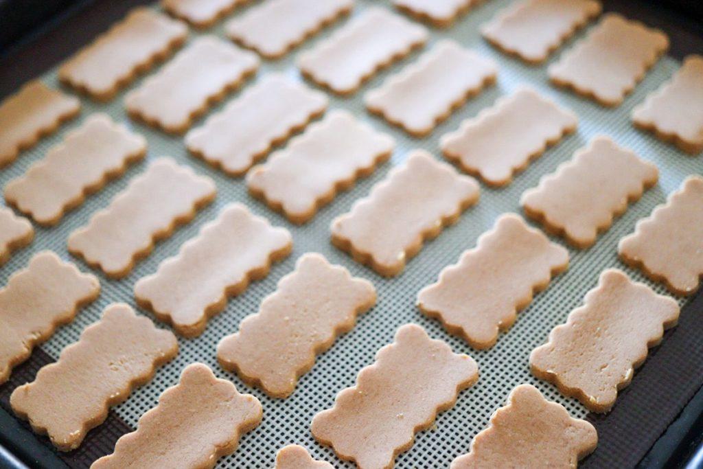 きな粉 クッキー