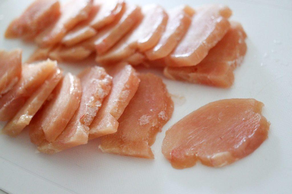 鶏胸肉 レシピ 柔らか 子ども 幼児食