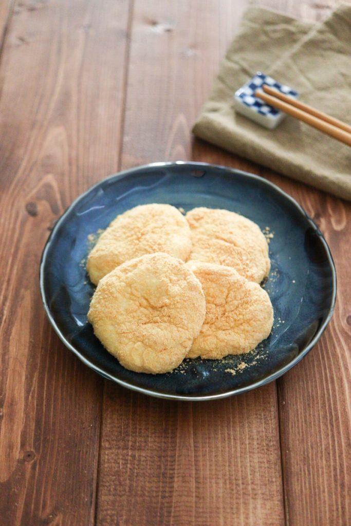 豆腐もち 餅 絹ごし豆腐 片栗粉 レシピ 糖質オフ ダイエット