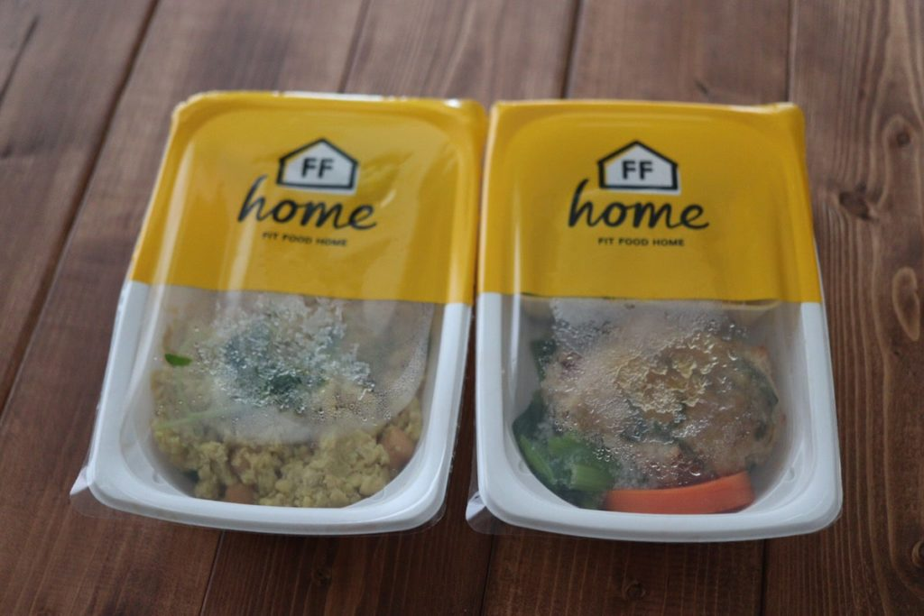 FIT FOOD HOME フィットフードホーム 味 口コミ