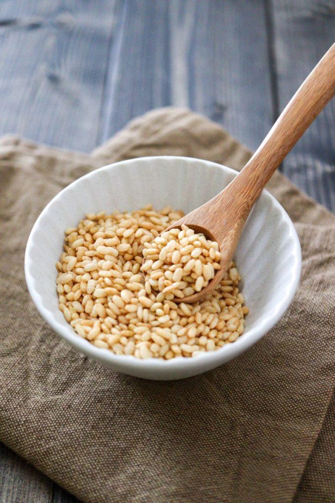 煎り玄米 玄米レシピ 玄米 食べ方 栄養 ダイエット