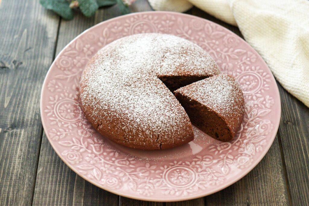 炊飯器ケーキ 米粉 卵なし 小麦粉なし バターなし チョコレートケーキ レシピ